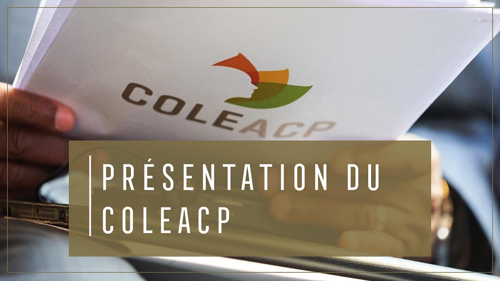Présentation du COLEACP